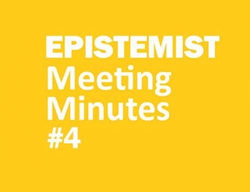Meeting Minutes #4