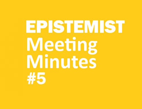 Meeting Minutes #5