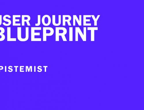 User Journey Blueprint map – Udemy